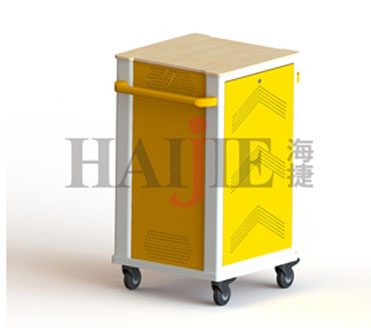 What Are The Characteristics Of Tablet Charging Cart?