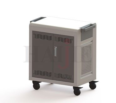 Tablet Charging Cart Is Widely Used In Various Fields