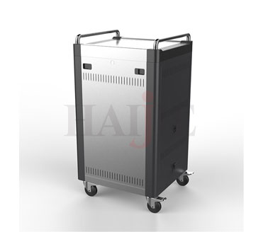 Tablet Charging Cart Is A Fast Charging Integrated Device