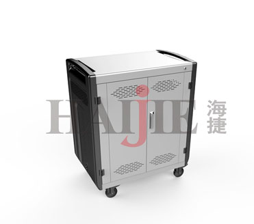 Digital Mobile Device Cart Promotes The Development Of Informational Education