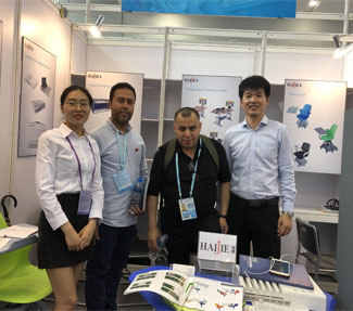 HAIJIE Participated In the China Import And Export Fair