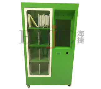 Smart Library Cabinet, Let Students Fall In Love With Reading