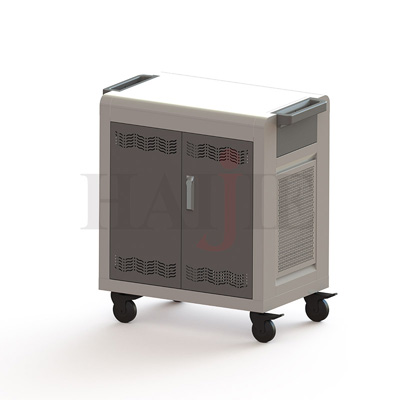 Table Charging Cart