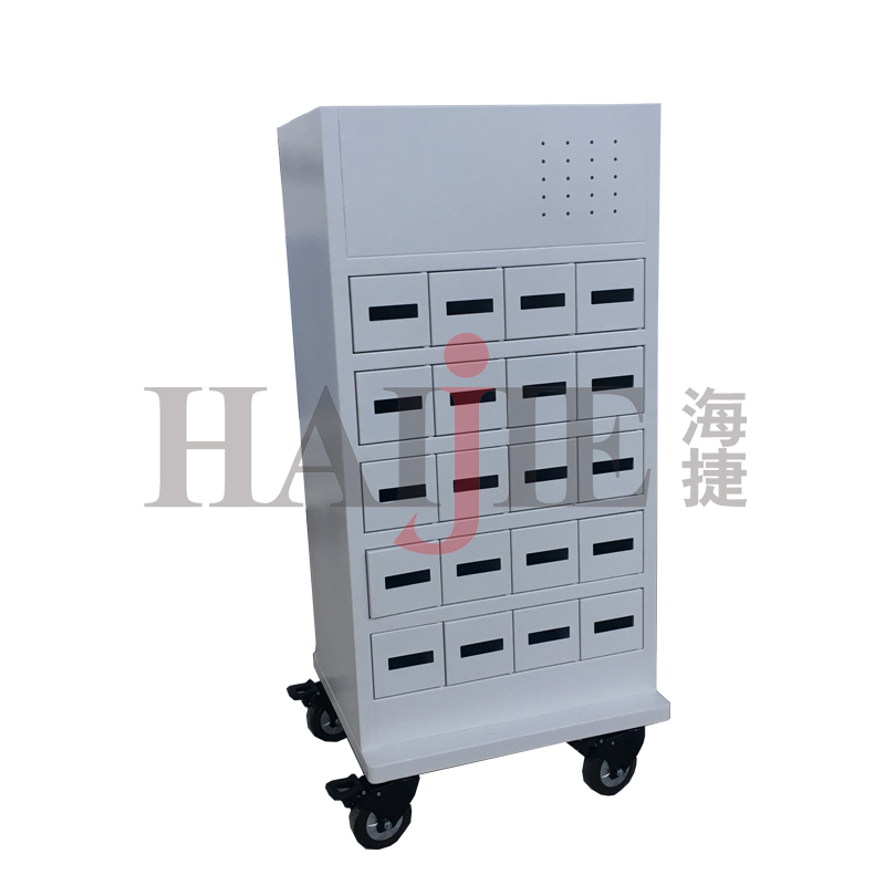 Mobile Phone Charging Cabinet