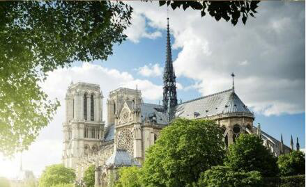 Chinese architects win in Cathédrale Notre Dame de Paris Architectural Competition