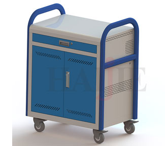 Tablet Storage Charging Cart