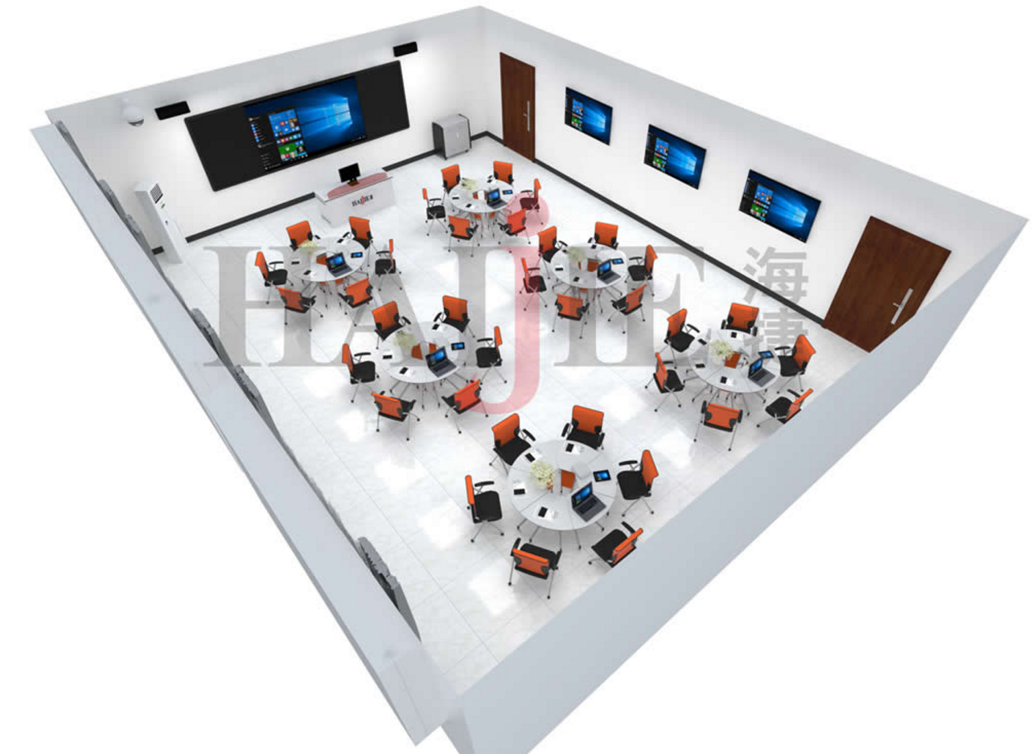 Collaborative Table---make the classroom more exciting