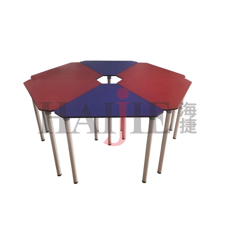 School Furniture Collaborative Table HJ-01
