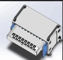 Mobile Charging Cart HJ-CM15