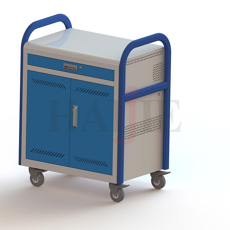 Laptop Charging Cart